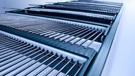China Vibrating Tine Screen,Finger Deck Screen factory