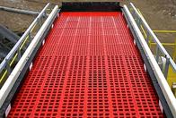 China Polyurethane Modular Screening Panels,Injection Moulded Polyurethane Screen factory