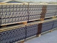 China 410S Hexsteel,1.4001 Hexmesh,Z8C12 Maille Hexagonale,Ancrage Réfractaire,750℃ Temp Resist company
