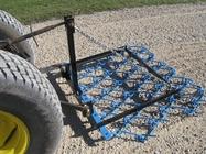 China Chain Harrow behind Estate Tractor,GHL6 6ft Wide,Farm Grass Harrow Lift Frames factory