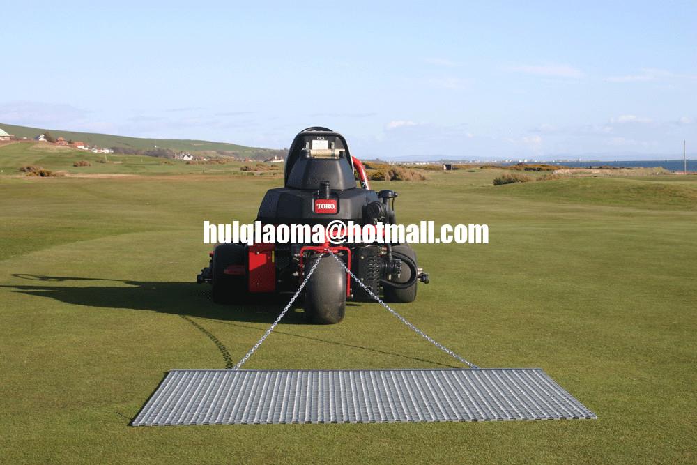 Baseball Tractor Drag : Flexible steel drags baseball drag mats softball field