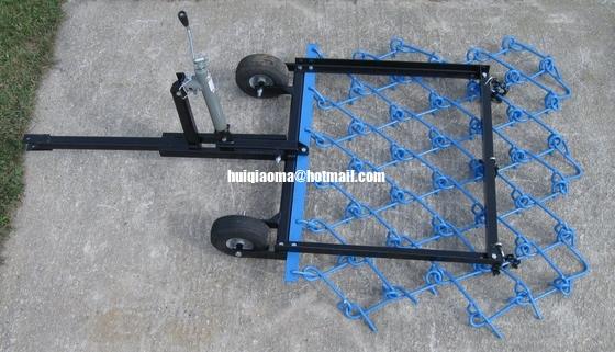 China Chain Harrow Wheeled Carriers distributor